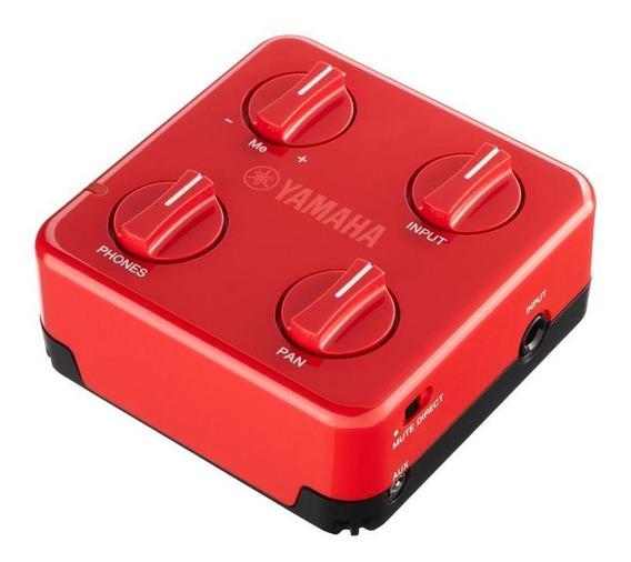 Mixer Pessoal Yamaha Sessioncake Sc01 - Vermelho