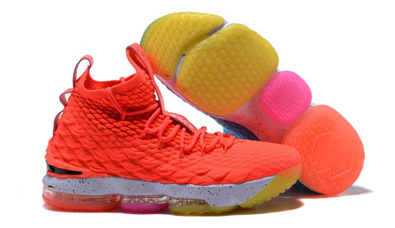 Tênis Nike Lebron 15 Fire Ice Original