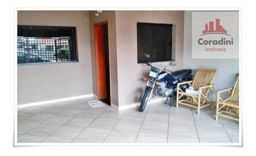 Imagem 1 de 23 de Selecione Residencial À Venda, Jardim Pérola, Santa Bárbara D'oeste. - Ca0691