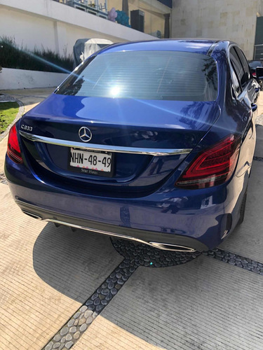 Imagen 1 de 5 de Mercedes-benz Clase C C300 Sport