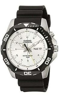 Casio Mtd-1080-7avcf Super Illuminator Diver Pantalla Digita