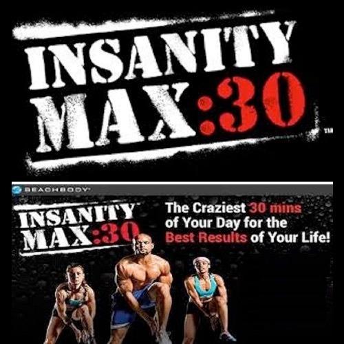Insanity Max 30 - Treina Em Casa - Programas Treinos Workout