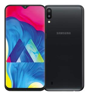 Celular Samsung Galaxy M10 2gb 16gb Charcoal Black