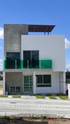 Imagen 1 de 14 de Casa Nueva 4 Recamaras 3 Baños Querétaro Recamara Plata Baja