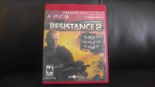 Resistance 2 Ps3 Oferta