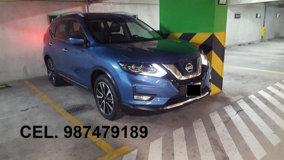 Nissan Xtrail Año 2018/2019 Full Exclusive Como Nuevo