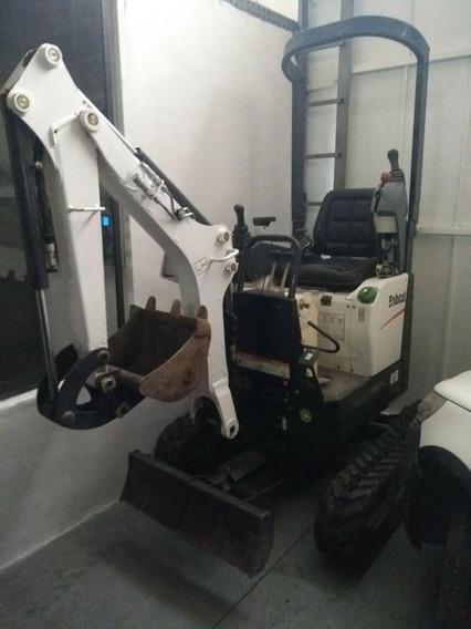 Miniexcavadora Bobcat 418 Cat, Bobcat, Yale, Toyota