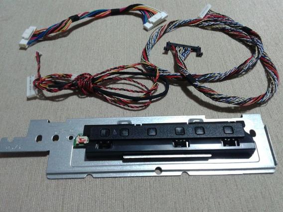 Teclado De Funções Com Cab. Tv Led Philips 42pfl4007g/78