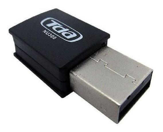 Adaptador Wireless Usb 802.11n 300mbps Nu300