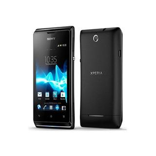 Smartphone Xperia E Dual C1604 Preto