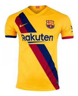 Camisa Nike Barcelona 19/20 - Personalize Gratis