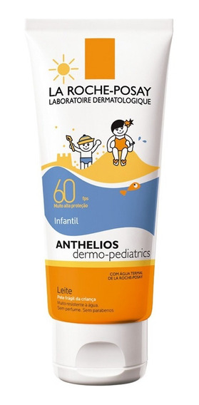 Anthelios Dermo-pediatrics Fps 60 La Roche-posay - Protetor Solar Infantil 120ml