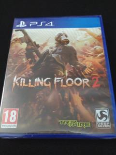 Killing Floor 2 Ps4 Nuevo Sellado