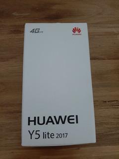 Celular Huawei Y5 2017.