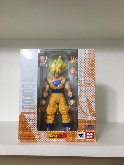 Goku Ssj S.h.figuarts Bandai