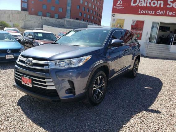 Toyota Highlander 2019 5p Le V6/3.5 Aut