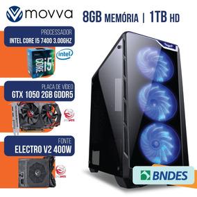 Computador Gamer Mvx5 Intel I5 7400 3.0ghz 7ª Ger