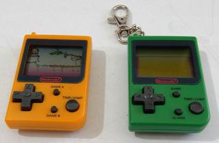2 Chaveiros Nintendo Originais - No Estado