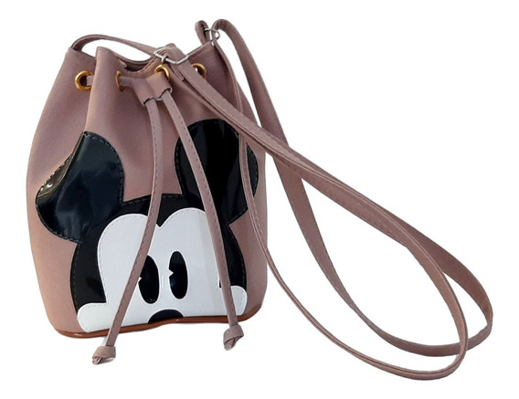 Bolsa Feminina Saco Mickey Pequena Promoção