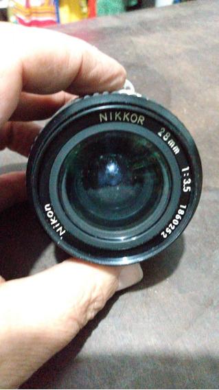 Lente P/ Nikon Antiga