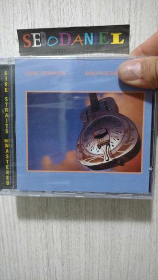 Cd Dire Straits Brothers In Arms - Novo Lacrado Original