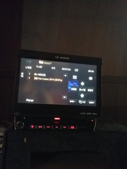 Aparelho Dvd Auto Motivo Buster 9540 Av