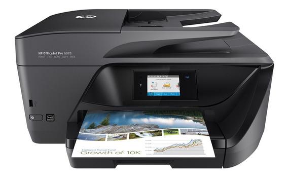 Impressora Multifuncional Hp Officejet Pro 6970 Wifi Fax