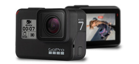 Camera Digital Gopro Hero 7 Black Chdhx-701-lw
