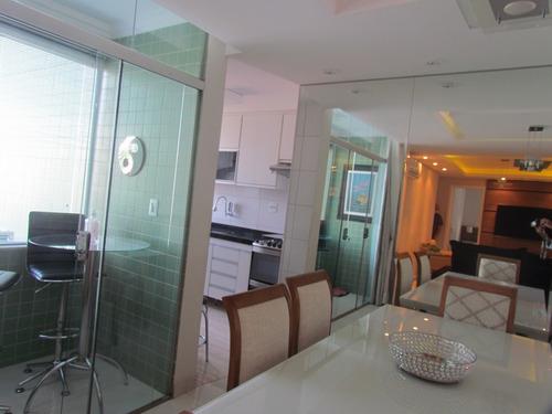 Apartamento Com 3 Quartos Para Comprar No Nova Granada Em Belo Horizonte/mg - Vis1781