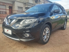 Nissan X-trail 2.5 Exclusive 2015, 3 Filas De Asientos
