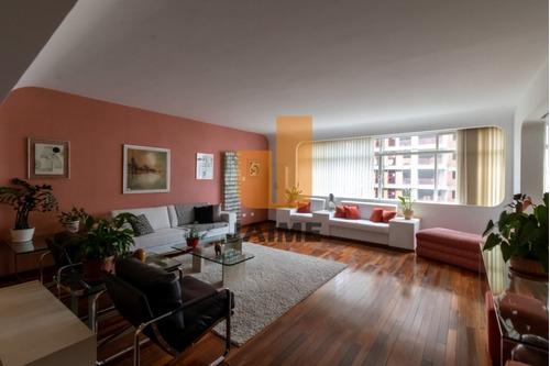 Apartamento Totamente Mobiliado, Impecável Em Excelente Localização!!! - Ja17420