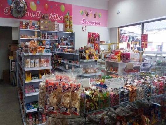 Ponto Comercial À Venda, Vila Brás Cubas, Mogi Das Cruzes. - Pt0006 - 33283422