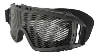 Óculos De Proteção Chaco Com Tela De Metal Nautika