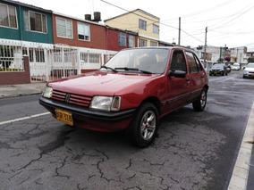 Peugeot 205 Gri 5v 1.2 Inyección 1996