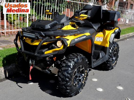 Can Am Outlander 650 V-twin Efi