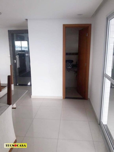 Excelente Apartamento Com 02 Dormitórios Para Venda Com 92 M² No Bairro Vila Tupi Em  Praia Grande/sp. - Ap6473