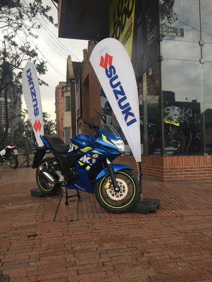 Suzuki Gixxer Sf I 2020 - Bono 100.000 Matricula - Financiab