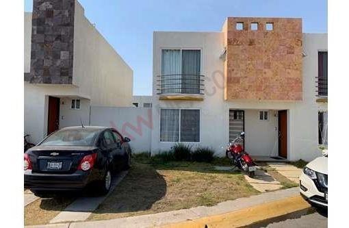 Casa En Bosques De Chapultepec Dos, Residencial En Puebla, Casas De 3 Recámaras