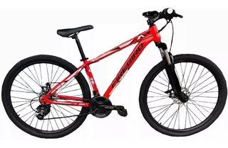 Bicicleta Rodado 29 Fire Bird Aluminio Shimano + Linga O Led