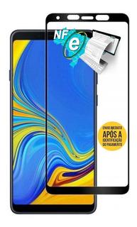 Película 3d Vidro Cobre Toda Tela Samsung Galaxy A9 2018 920