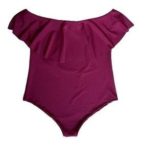 Body Ciganinha Babado Plus Size 44 Ao 50 Tamanho Grande