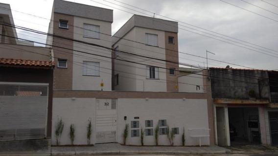 Apartamento Em Itaquera, São Paulo/sp De 37m² 2 Quartos À Venda Por R$ 165.000,00 - Ap243091