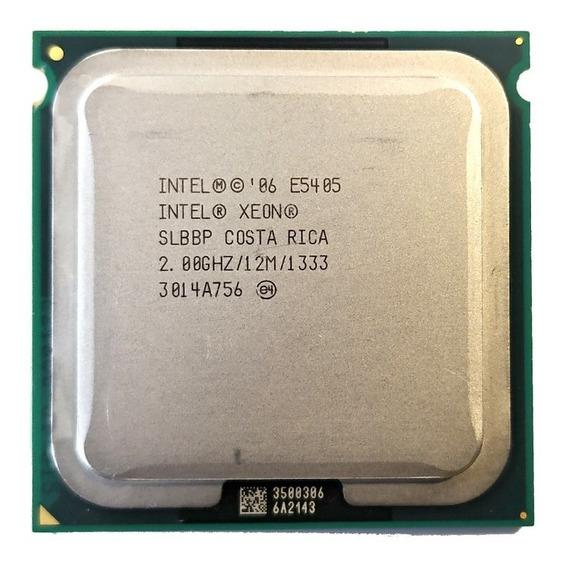 Processador Intel Xeon E5405 Quad-core 2.0ghz 12mb Oem