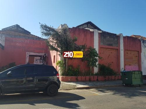 Ba00006 - At 1.139,75m² - Barracão Para Demolição Próximo Shopping Jaraguá Indaiatuba/sp - Z10 Negócios Imobiliários. - Ba00006 - 34970434