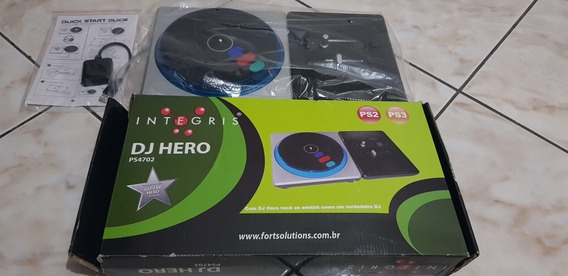 Dj Hero Para Ps2 E Ps3 Integris