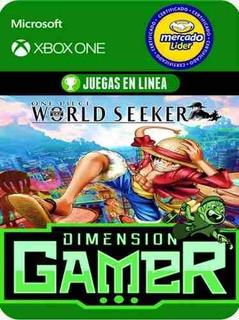 One Piece World Seeker - Xbox One - Modo Local