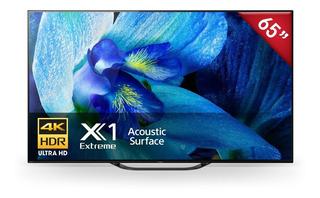 Smart Tv Sony Oled 65 Pulgadas 4k Ultra Hd Android Tv Netflix Xbr-65a8g