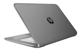 Notebook Hp Intel Dual Core 4gb Tela 14 Windows 10 - Novo