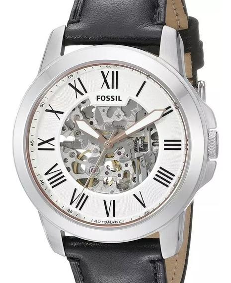 Relógio Masculino Fossil Grant Me3101 Automatico ( Nfe)