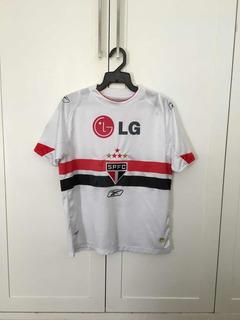 Camiseta Reebok Oficial Do São Paulo Futebol Clube